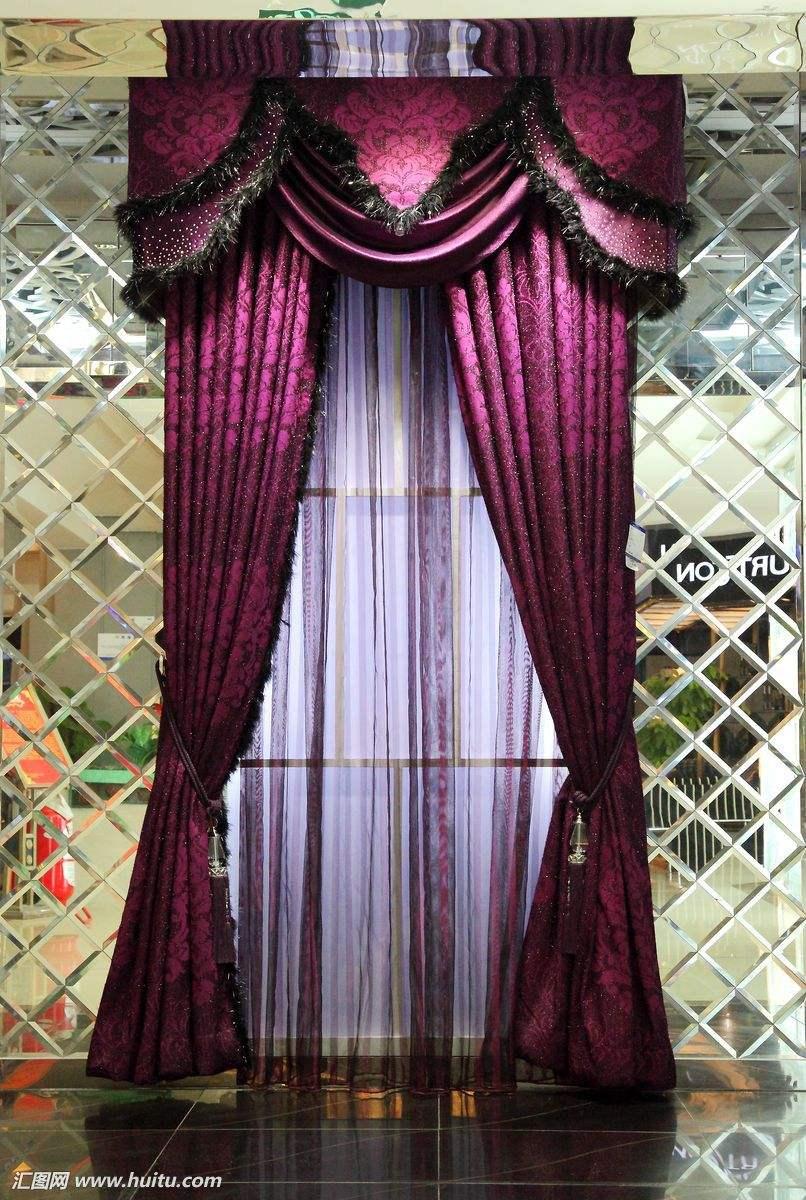 家庭装修窗帘怎样选