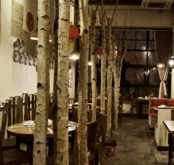 首页 装修图片 餐馆图片-最新餐馆图片大全   东南亚餐馆设计图片效果