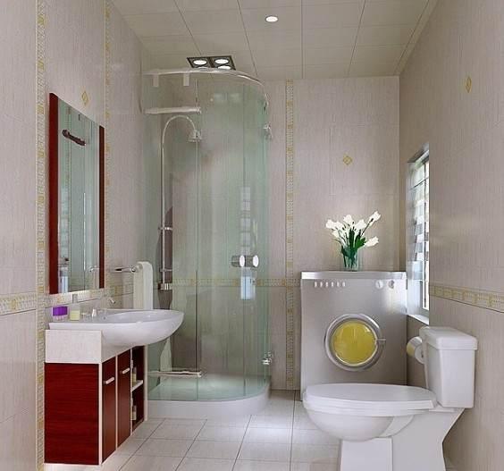 厕所 家居 设计 卫生间 卫生间装修 装修 564_527