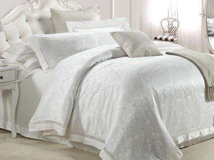 白色欧式床单贴图欣赏