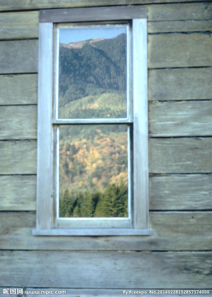 阳台窗户装修效果图