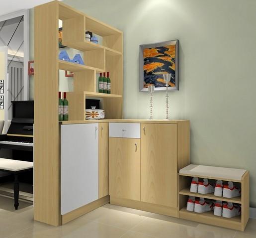 15款隔断柜效果图客厅隔断柜更有效利用空间