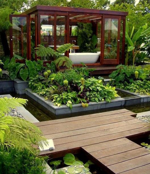 花园图片 最新花园图片大全