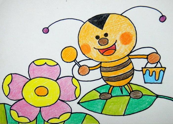 卡通儿童动物画图片大全 图片搜索http://www.qqzhi.