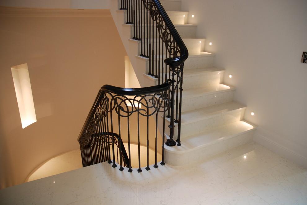 光滑楼梯装修效果图