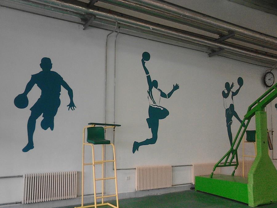 墙绘图片-最新墙绘图片大全