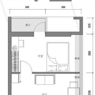 95平方米农村四层房屋设计图