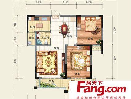 90平方房屋设计图详细图图片