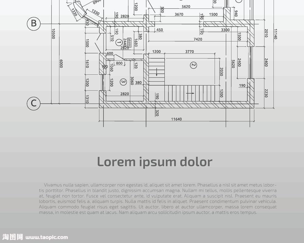 建筑电路施工符号