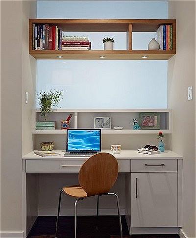 小書房時尚中式書桌裝修效果圖大全2012圖片