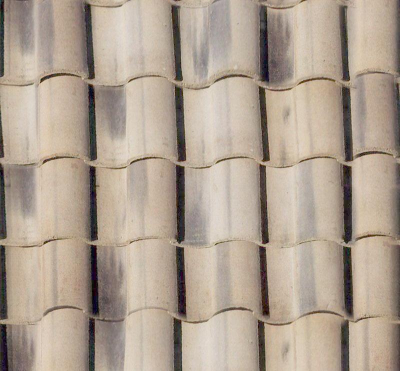 瓦片/古建筑屋顶瓦3d材质贴图素材123d模型素材