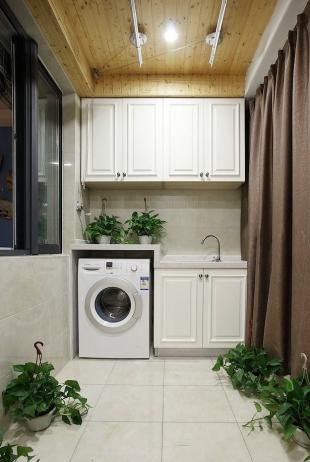洗衣阳台装修效果图