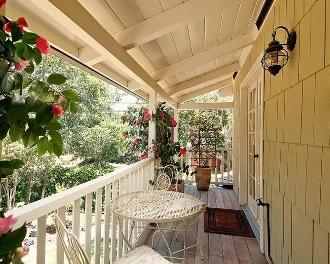 15入户阳台装修效果图自然惬意好