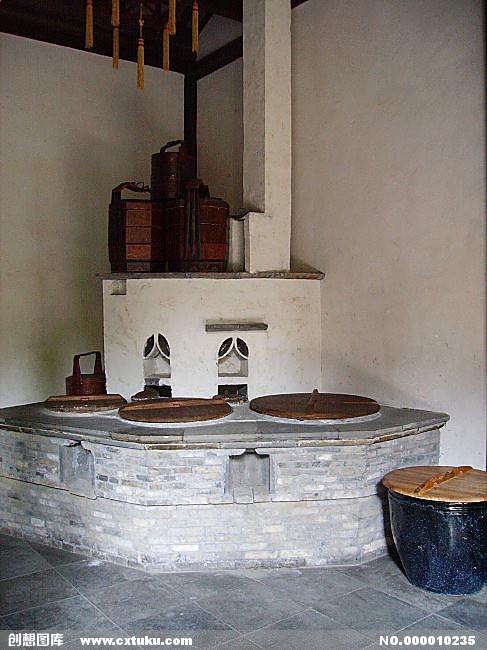 农村灶台暖设计图 开放式厨房灶台图片效果图 4款砖砌厨房灶台装修