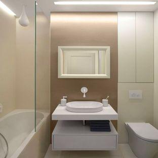 现代浴缸装修效果图