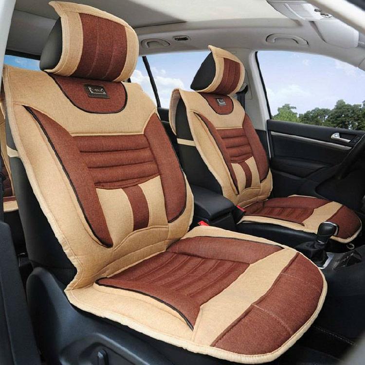 汽车坐垫套安装方法图