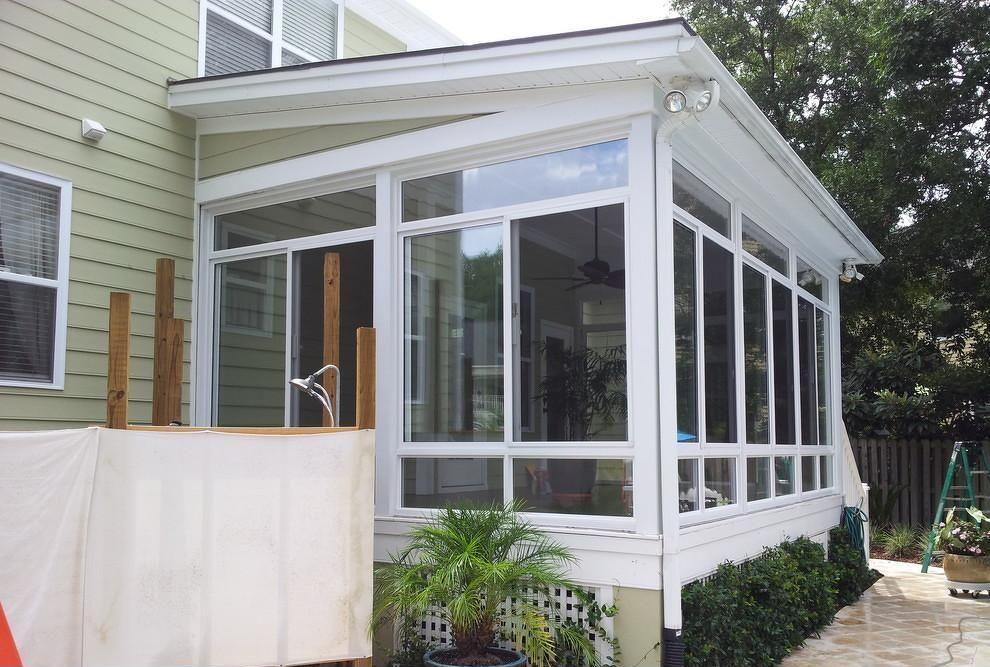 玻璃房图片-最新玻璃房图片大全