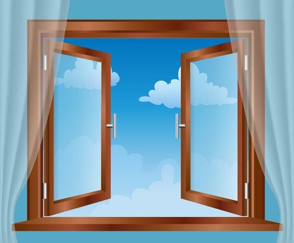 窗户贴图片-最新窗户贴图片大全