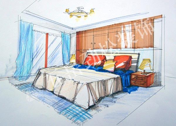 家居手绘图高清