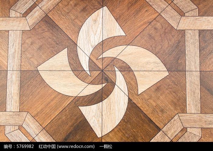 仿古瓷砖拼图图案纹理