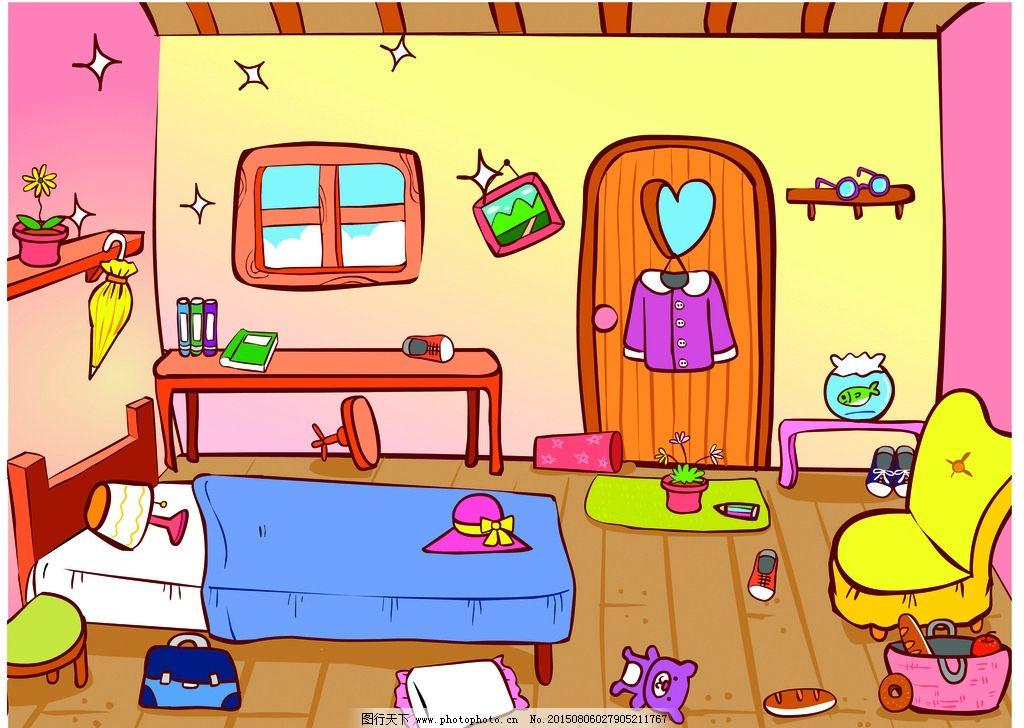 床卡通图片-最新床卡通图片大全