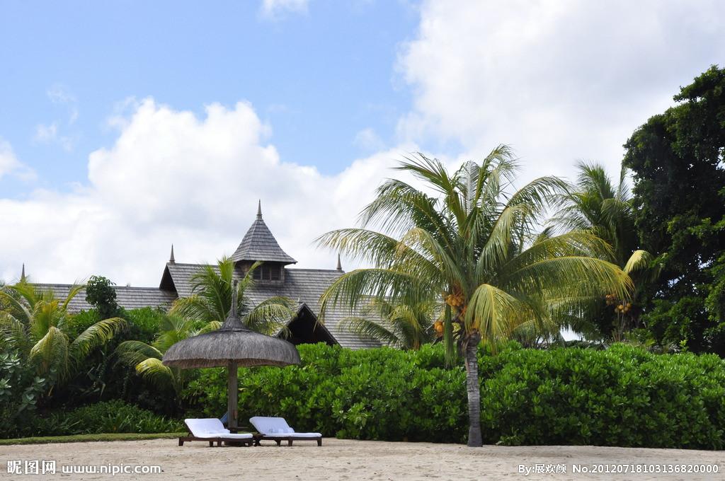 东南亚风景摄影图