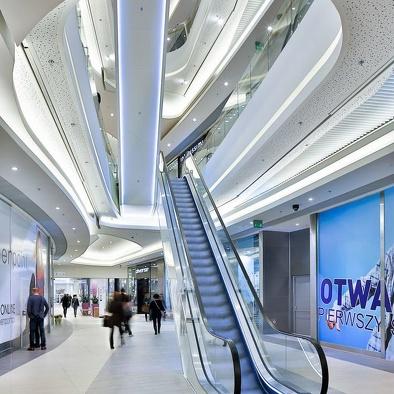 商场扶梯图片装修效果图