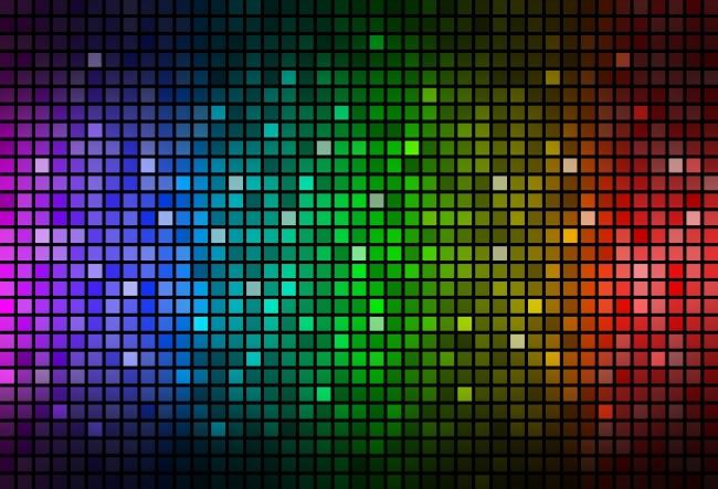 彩色格子图片 彩色屏格子背景图片素材8159x5561