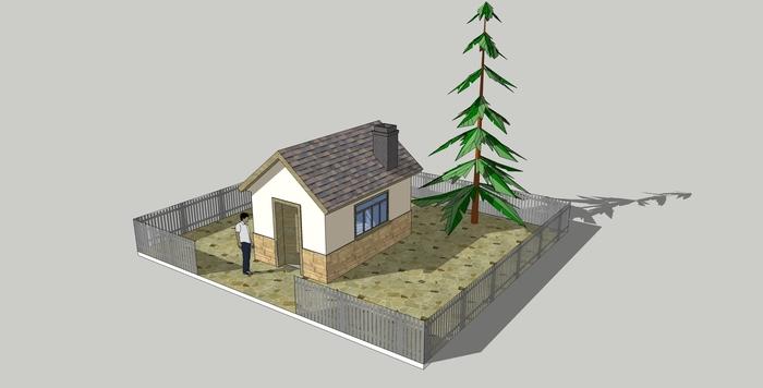 首页 装修图片 房子制图片-最新房子制图片大全   图纸上的房子模型