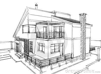 房子草图片最新房子草图片大全