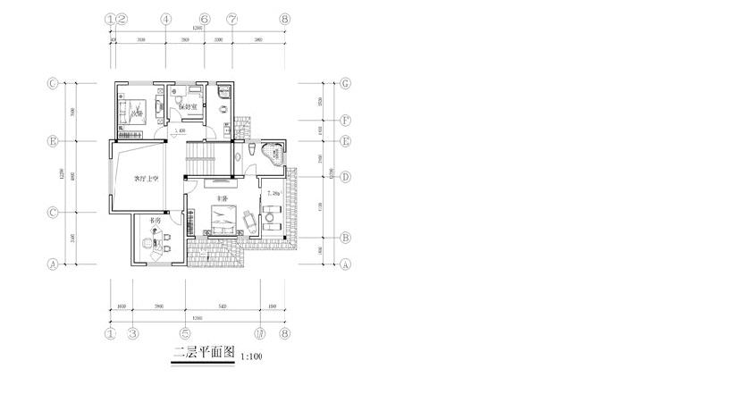 房屋草图怎么画