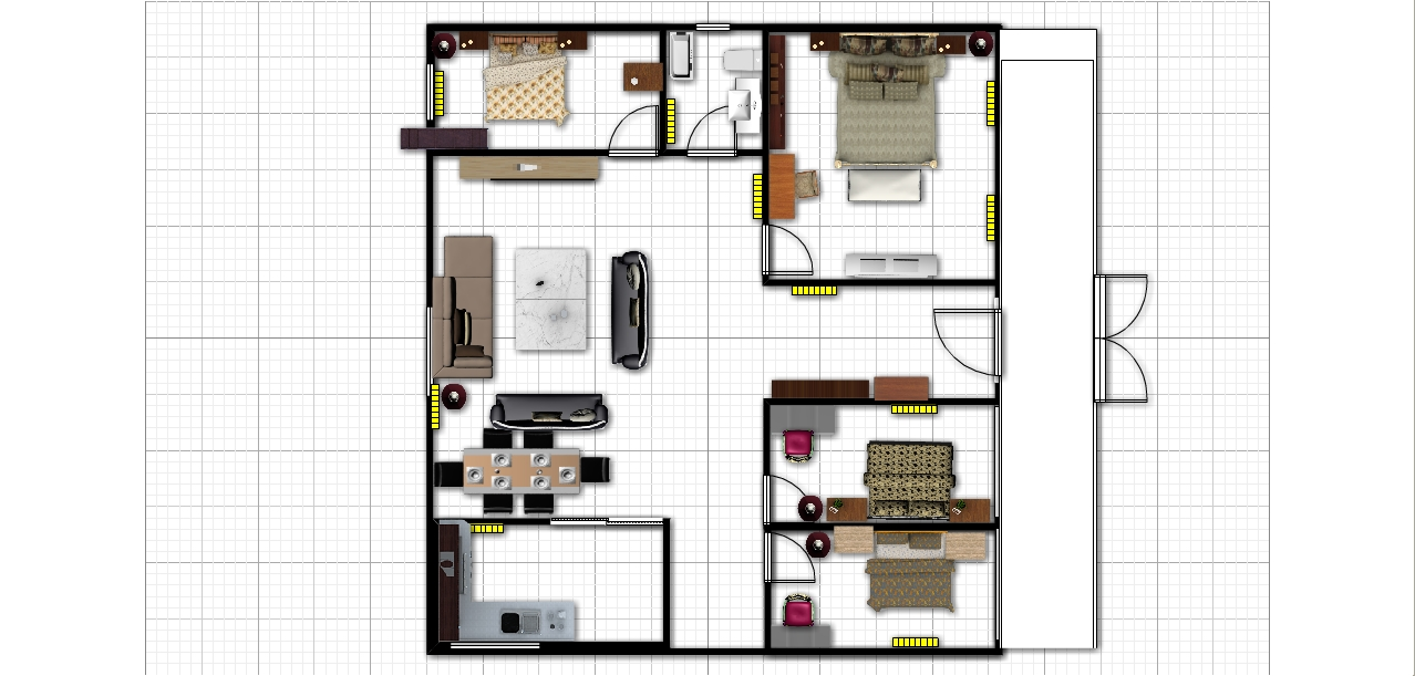 房屋结构和设计好不好