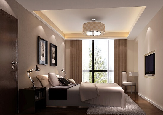 首页 装修图片 假吊顶图片-最新假吊顶图片大全   卧室吊顶如何装修