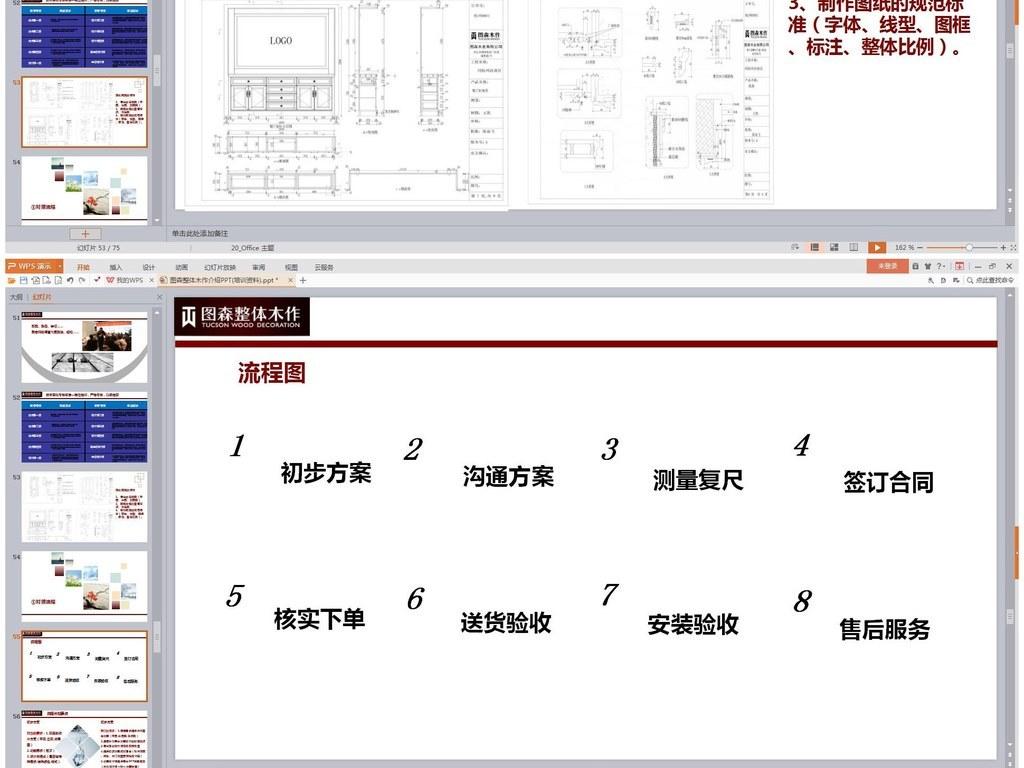 图森整体木作企业产品介绍ppt培训资料