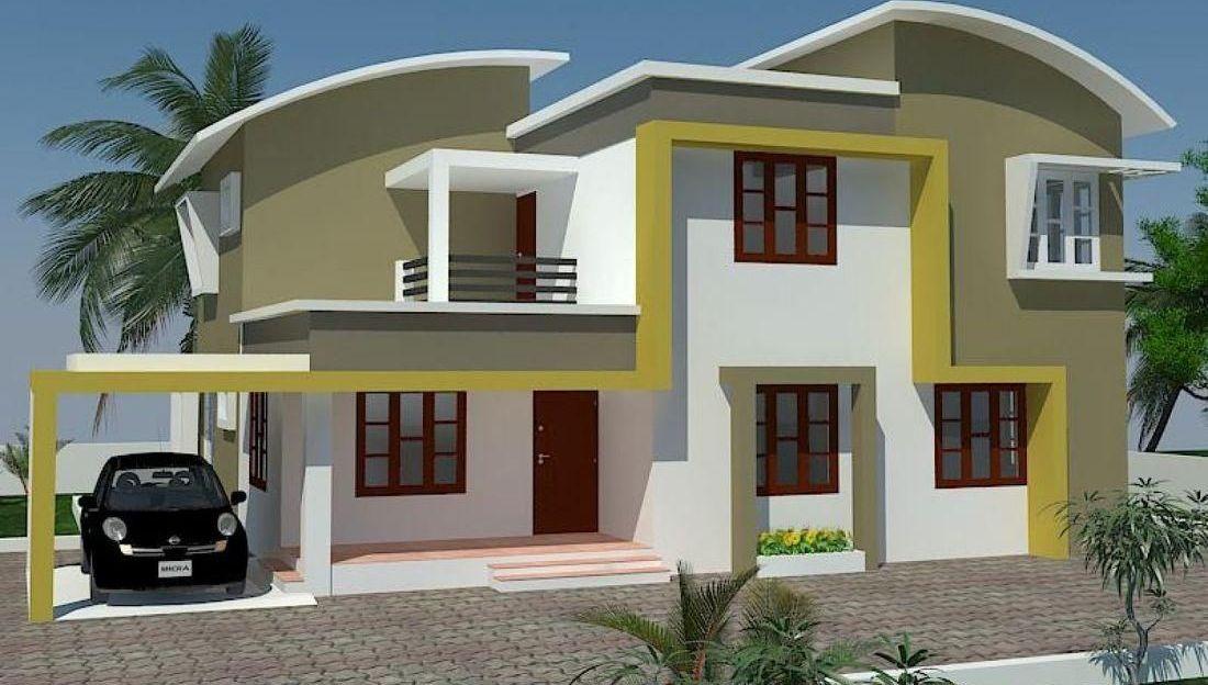最新二层楼房设计图欣赏大全效果图大全