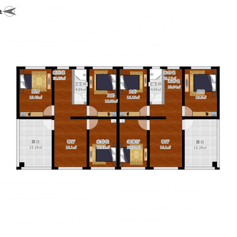 1206二樓設計圖 2樓設計圖福建廈門圖片 房子2樓內部設計圖展示