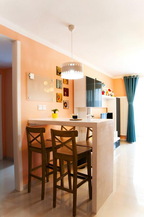 家庭吧台装修效果图大全2015图片
