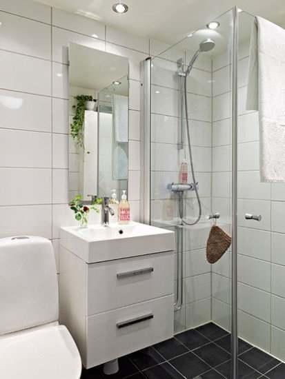 小户型卫生间装修效果图大全2013图片