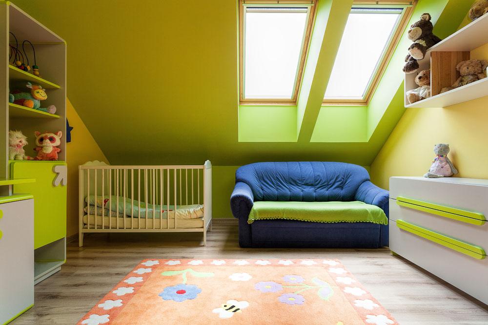 儿童房间装修设计图片素材(编号:20140825074435)