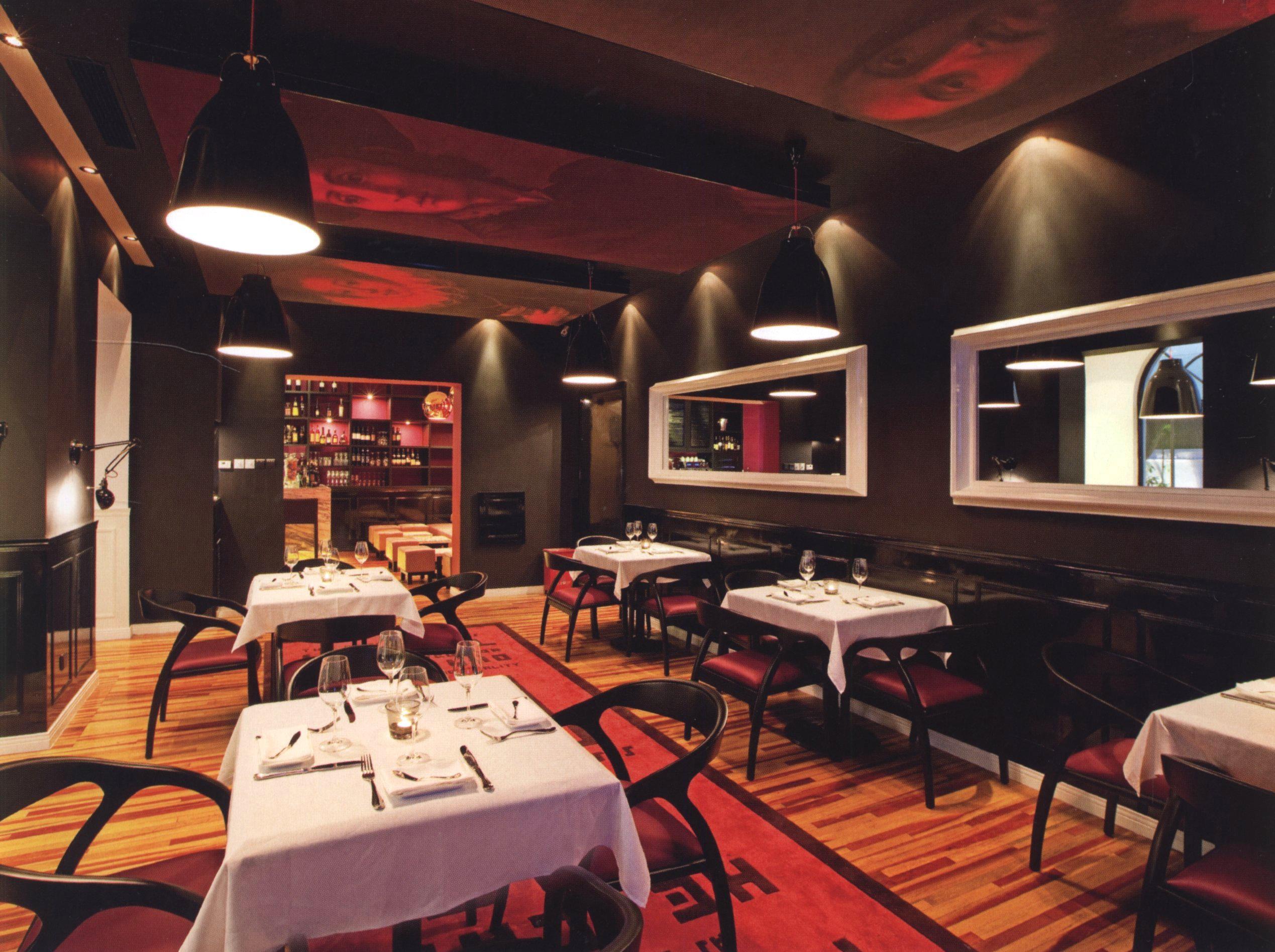 西餐厅设计图片-最新西餐厅设计图片大全图片