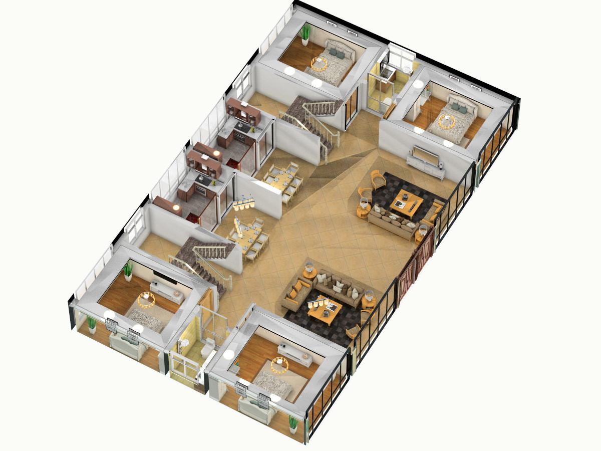 装修设计方案图片-最新装修设计方案图片大全   一楼房子装修设计方案