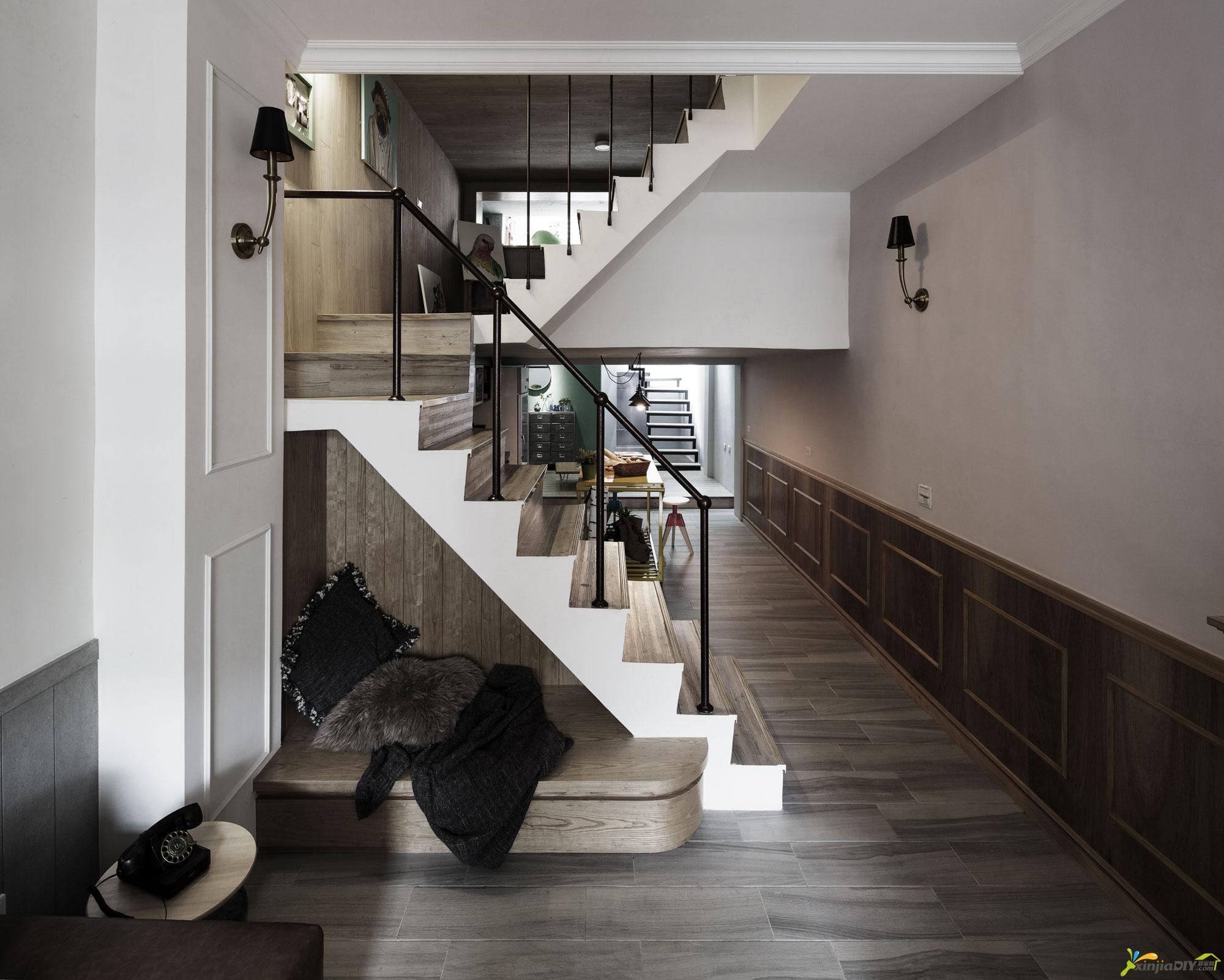 郁闷!顶楼带阁楼的房子应该如何安排装修?