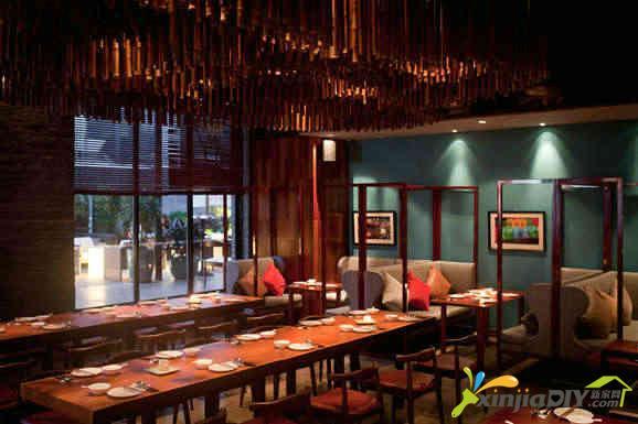 974 - 饭店装修效果图 - 云南风格饭店装修效果图 5款云南特色餐厅