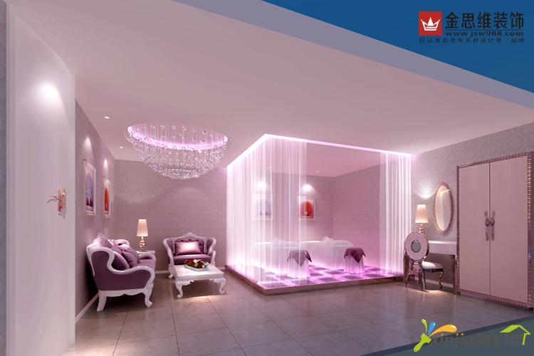 編號:977 - 60平米小美容院裝修圖 - 美容院軟裝設計.jpg