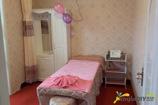 編號:977 - 60平米小美容院裝修圖 - 小面積的美容院怎么裝修 附效果
